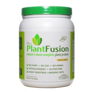 Plant Fusion Plant Protein Powder