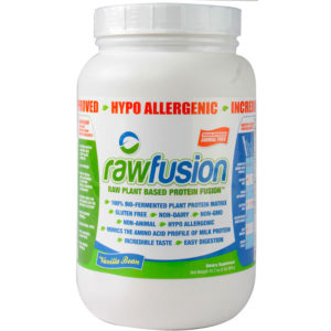 SAN Nutrition Rawfusion - One of the Best Vegan Protein Powder