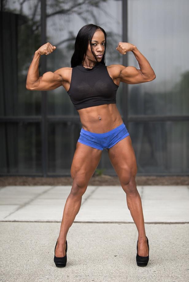 Jehina Vegan Athlete