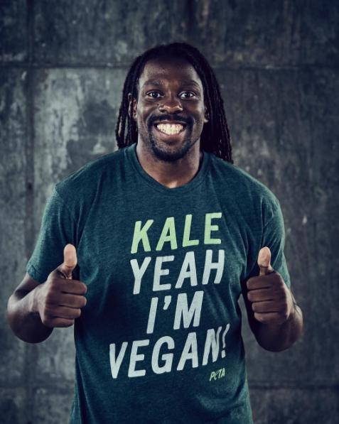cam-awesome-vegan athlete