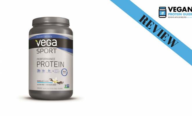 Vega sport performance protein powder review