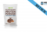 Pure food plant-based protein powder review