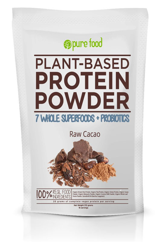 Pure-food-protein-powder-review