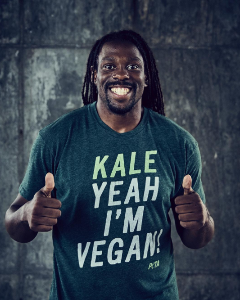 cam-awesome-vegan athlete