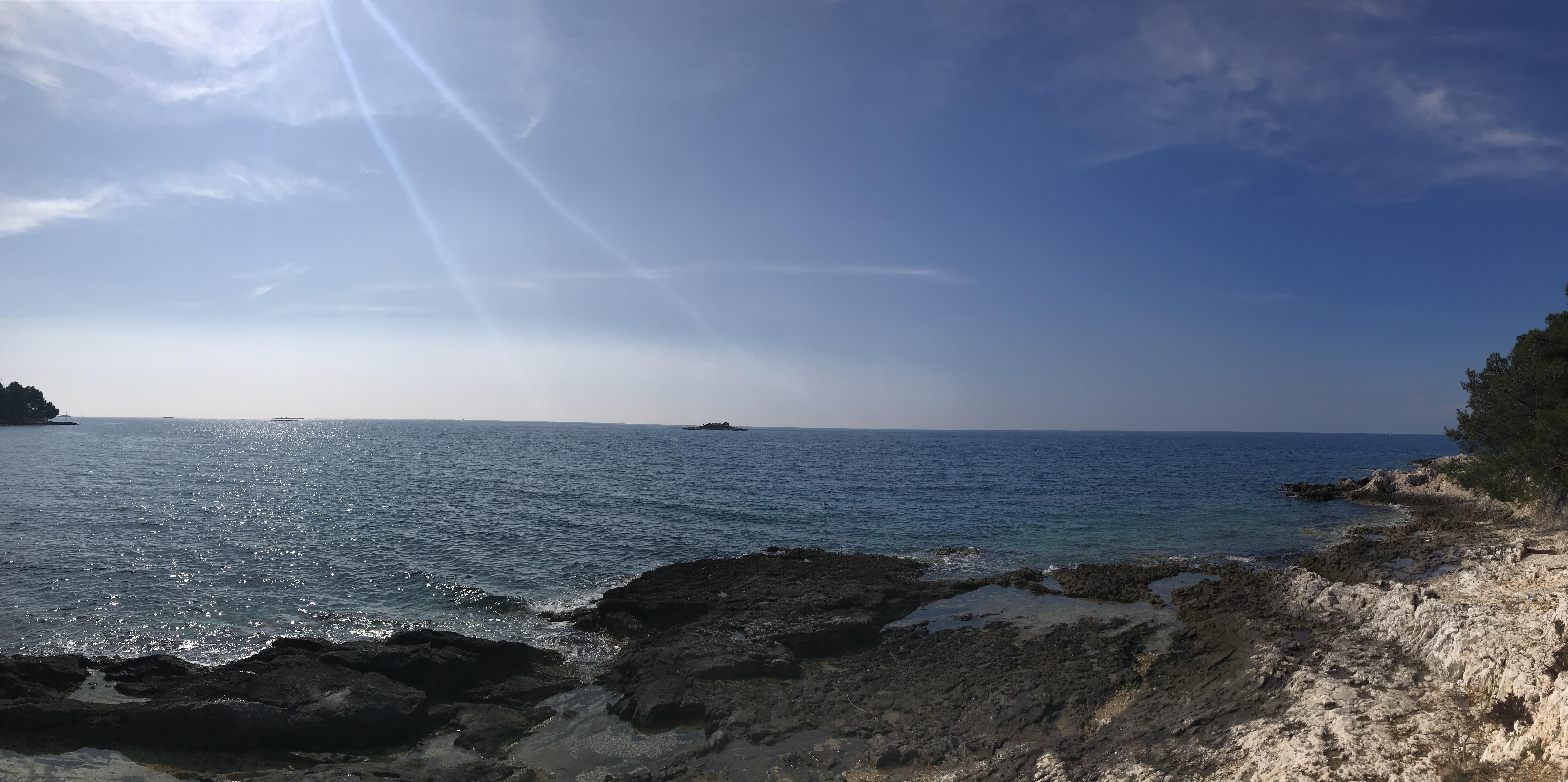 Plava laguna Porec Istra