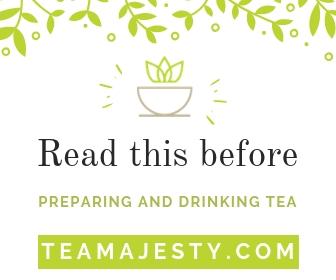 guide how to prepare tea