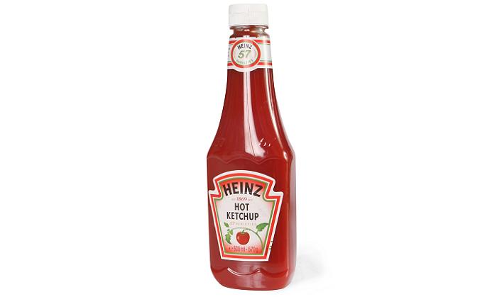 Heinz Ketchup Vegan